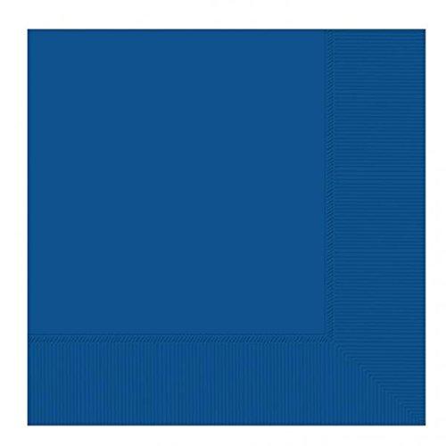 amscan-international-lot-de-20-de-33-cm-2-plis-serviettes-en-papier-bleu-clair