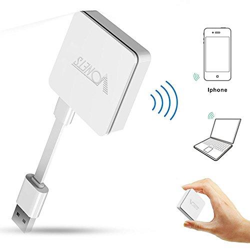 ieGeek® Extensor de Red WiFi, Amplificador WiFi Booster, Repetidor Inalámbrico Wifi Mini 300Mbps, Router Universal Repetidor Signal para Extender Wifi en Casa, Oficina, Viaje, Hotel, Habitación, Blanco