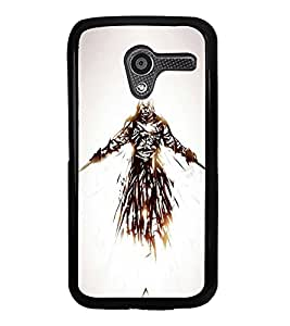 Fuson Designer Back Case Cover for Motorola Moto X :: Motorola Moto X (1st Gen) XT1052 XT1058 XT1053 XT1056 XT1060 XT1055 (Fighter weapons war destruction Protector)