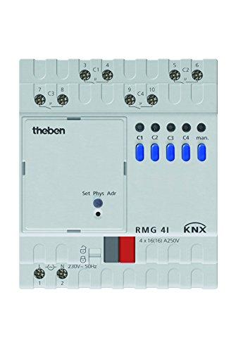 THEBEN RMG 4 I KNX - MODULO BASICO RMG-4-I-KNX 4 CANAL CONMUTADOR