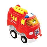 "Vtech 500403 ""Toot Toot Drivers Press N Go Fire Engine, Spielzeug"