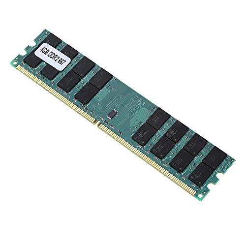 Vbestlife Módulo de Memoria DDR2 4GB RAM de Gran Capacidad 667MHz Transmisión de Datos Sin Pérdida para AMD