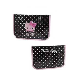 Neceser plano Hello Kitty 26×19 cm