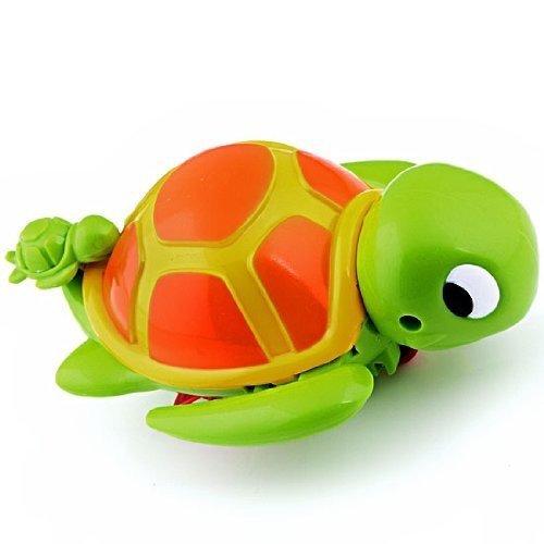 ma-on Kinder Baby Schwimmen Schildkröte Tier Pool Bad Spielzeug Radom-kabel