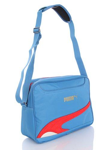 Puma Mirage Reporter Messenger Bag 40 Cm, deep water fw11
