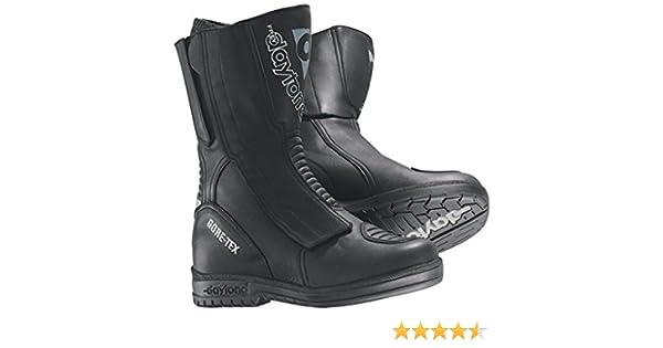 Stiefel Daytona Lady Star Gore Tex mit Absatzerhöhung, Farbe: schwarz, Größe: 35 35 schwarz