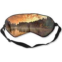 Nature Lake Mountain Views Sleep Eyes Masks - Comfortable Sleeping Mask Eye Cover For Travelling Night Noon Nap... preisvergleich bei billige-tabletten.eu