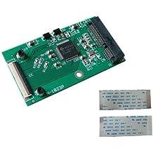 "Kalea-Informatique–Adaptador mSATA a ZIF 40–para SSD mini PCIe de tipo mSATA """