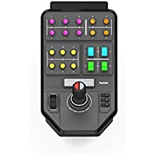 Logitech G PC SAI Farm Sim Vehicle Side Panel - Sistema de control para simuladores, color negro
