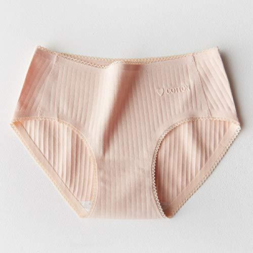 SLXHUAFA Höschen 100% Cotton Seamless Briefs Women's Lingerie Thongs Women Underwear Underpants Low Waist Intimates Woman Panties -