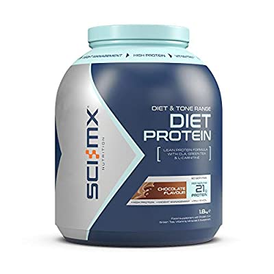 SCI-MX Nutrition Diet Pro Protein - Protein shake enhanced with diet supporting nutrients from Sci-Mx Nutrition