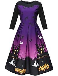 BaZhaHei de Halloween, Vestido de oscilación del Baile de Fin de Curso de la Fiesta