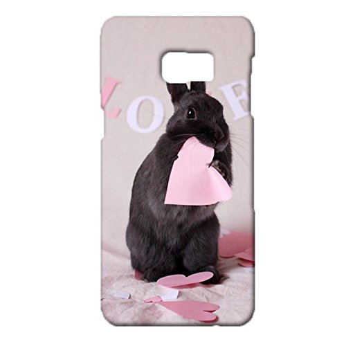 Samsung Galaxy S6 Edge Plus Exquisite Nice Style Scenery Figure Exquisite Rabbit Cover Case for Samsung Galaxy S6 Edge Plus Cartoon Natural Attractive Rabbit Series Phone Case