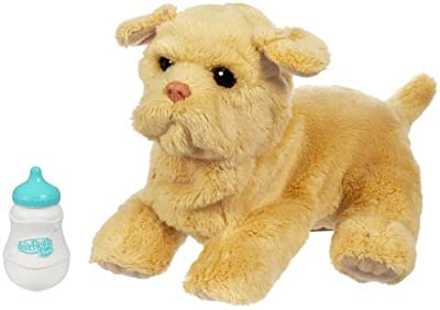Fur Real Friends 94574983 - Cachorro de labrador [importado de Alemania] (Hasbro) por Fur Real Friends