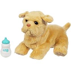 Fur Real Friends 94574983 - Cachorro de labrador [importado de Alemania] (Hasbro)