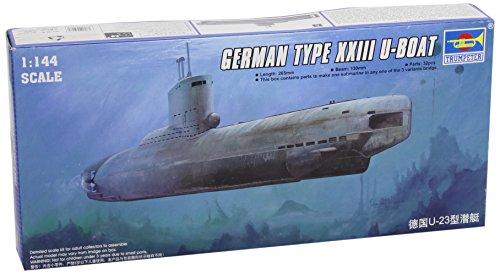 Imagen principal de Trumpeter 5908 - Submarino alemán Tipo XXIII [importado de Alemania]