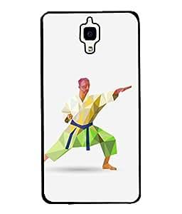 PrintVisa Designer Back Case Cover for Xiaomi Redmi Mi 4 :: Redmi Mi 4 (Love Lovely Attitude Men Man Manly)