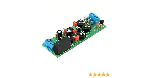 Bausatz Temperatur Differenzschalter 24v Pt1000 Elektronik