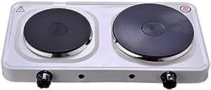 MEZIERES - rechaud 2 feux electriques - 2500w voyant thermostat