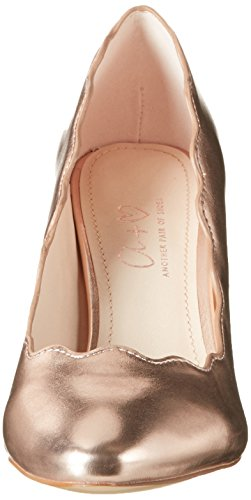 Another Pair of Shoes Philae1, Escarpins Femme Rose (Rosegold111)