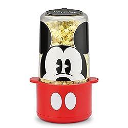 Disney Dcm-60CN Mickey Mouse Popcorn Popper, Red/Black