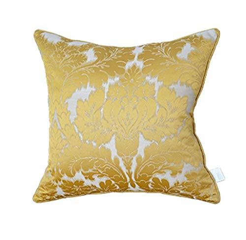 MON5F Home Almohada de Moda Sofá de Oro de Estilo Minimalista Moderno...