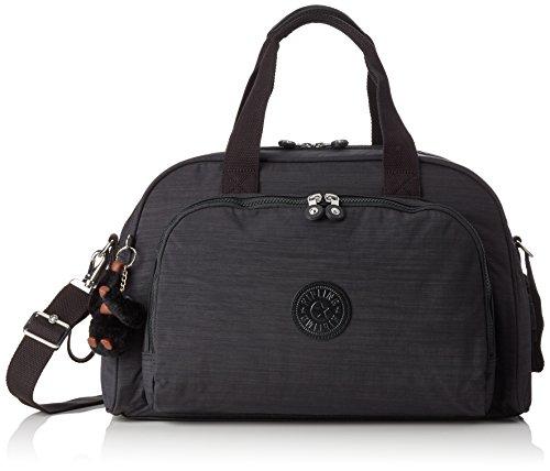 Kipling - CAMAMA - Babytasche mit Wickelmatte - Dazz Black - (Schwarz) (Große Nylon-dummy)