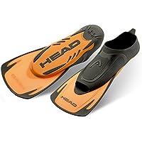 Head Schwimmflosse Swim Fin Energy Aleta-Unisex, Naranja, 42