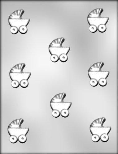 CK prodotti 1-1/2-inch Passeggino Passeggino per le bambole, Chocolate (Food Grade Cera)