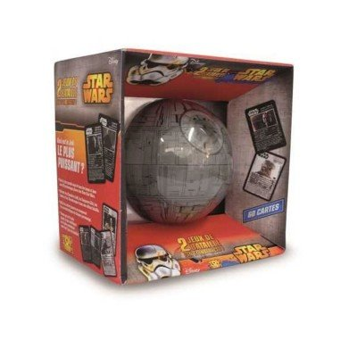 Winning Moves - 0691 - Jeu De Cartes - Coffret - Collector - Star Wars 7