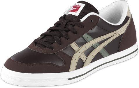Asics, Sneaker uomo brown-beige Marrone (marrone)