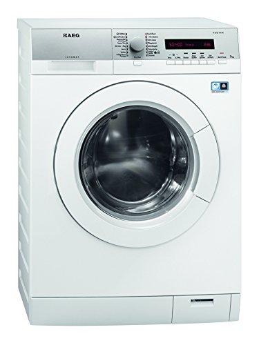 AEG L76475WFL Waschmaschine FL / A+++ / 134 kWh/Jahr / 1400 UpM / 7 kg / Super Eco Programm / weiß