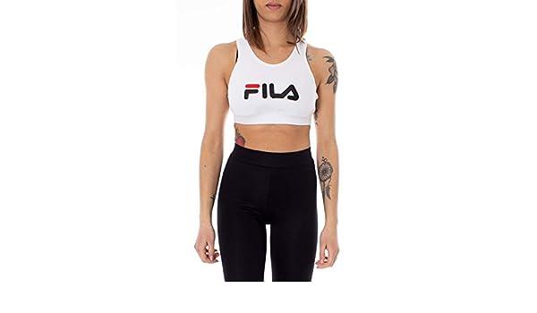Blanc TopVêtements 682067m67 Femme Coton Fila Et X80wPOkn
