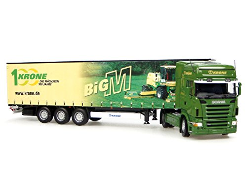 universal-hobbies-uh5601-scania-r580-remolque-krone-big-m-escala-1-32