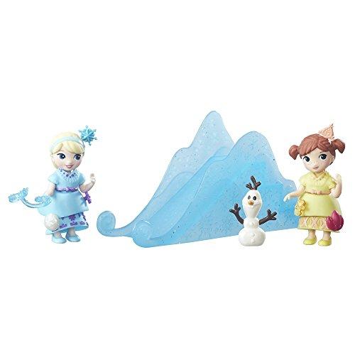 Disney Frozen Little Kingdom Snow Sisters Set by Disney Frozen