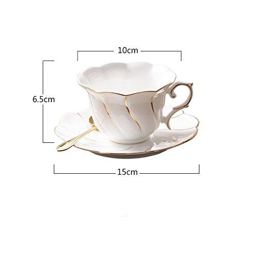 TAOTINGYAN Espressotassen Set Aus Porzellan Ein Bone China Kaffeetasse Keramik Tasse Tee Schwarzer Tee Tee Am Nachmittag, Zwei China Tee-set Für Zwei