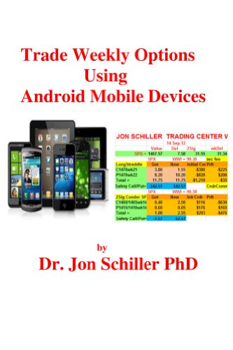Trade Weekly Options Using Android Mobile Devices