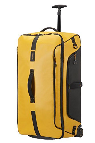 Samsonite- Paradiver light - Wheeled Duffle 79 cm, 121.5L, Yellow