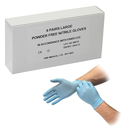 3-boxes-18-pairs-cms-blue-latex-free-disposable-medical-nitrile-large-gloves