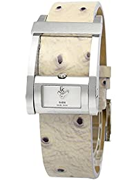 Reloj Gc Ladies Brigitte piel color caqui 21502L10