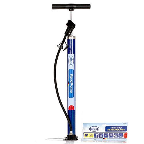 alca® 217000 Hochleistungs-Handpumpe mit Manometer