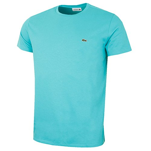 Lacoste TH6709 Crew T-Shirt Urban Grey Bermudes