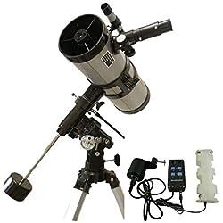 HND Télescope Motorisé 1000-114 Star Sheriff
