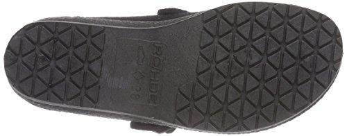 Pantofole Da Donna Rohde Neustadt-d Nere (nero 90)