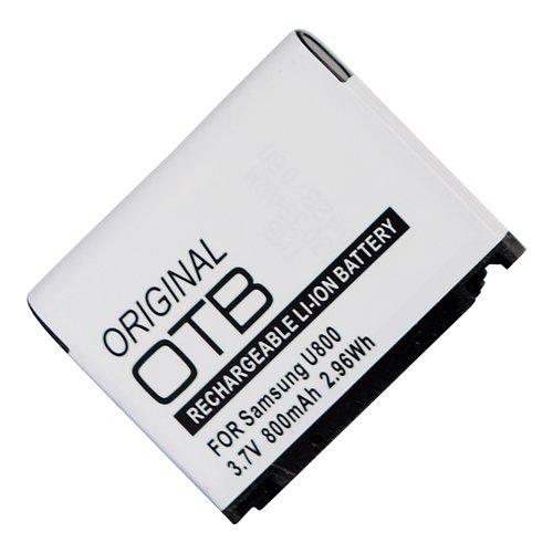 Akku für Samsung SGH-U800 Soul b 800mAh Li-Ionen (AB653039CE)