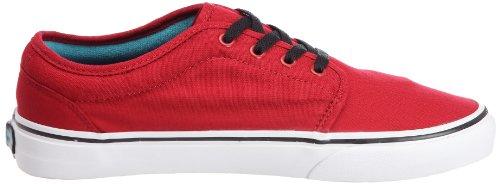 Vans 106 Vulcanized VNJN2KA Unisex - Erwachsene Klassische Sneakers Rot (chili pepper/black)