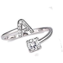 più amato 709a6 612ef anelli donna - Prime - Amazon.it