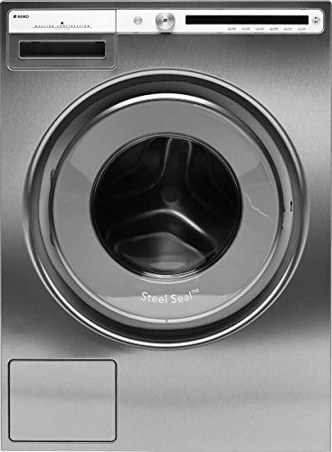 Asko W4086C.S lavatrice Libera installazione Caricamento frontale Acciaio inossidabile 8 kg 1600 Giri/min A+++