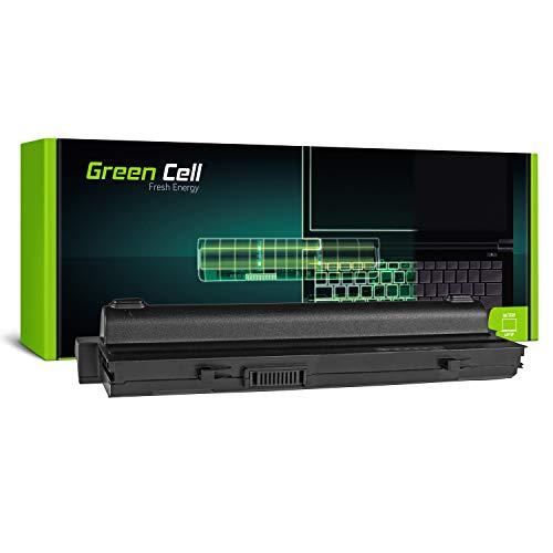 Green Cell Extended Serie KM668 KM742 KM752 KM760 Laptop Akku für Dell Latitude E5400 E5410 E5500 E5510 (12 Zellen 8800mAh 11.1V Schwarz)