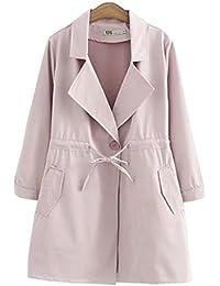 Amazon.es  Ropa de abrigo - Mujer  Ropa  Abrigos f30be6d291aa